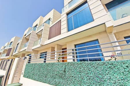 4 Bedroom Townhouse for Sale in Jumeirah Village Circle (JVC), Dubai - Modern Townhouse | 4 Bedrooms | 3389 B.U.A