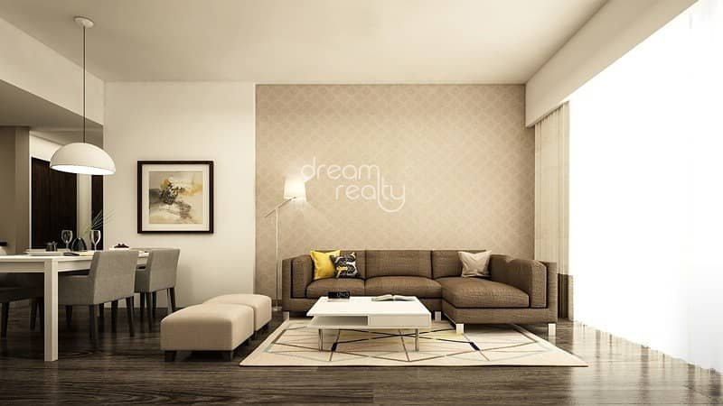 15 FURNISHED&SPACIOUS  2 BR   FOR SALE/NET ROI 8% IN MILANO BOUTIQUE