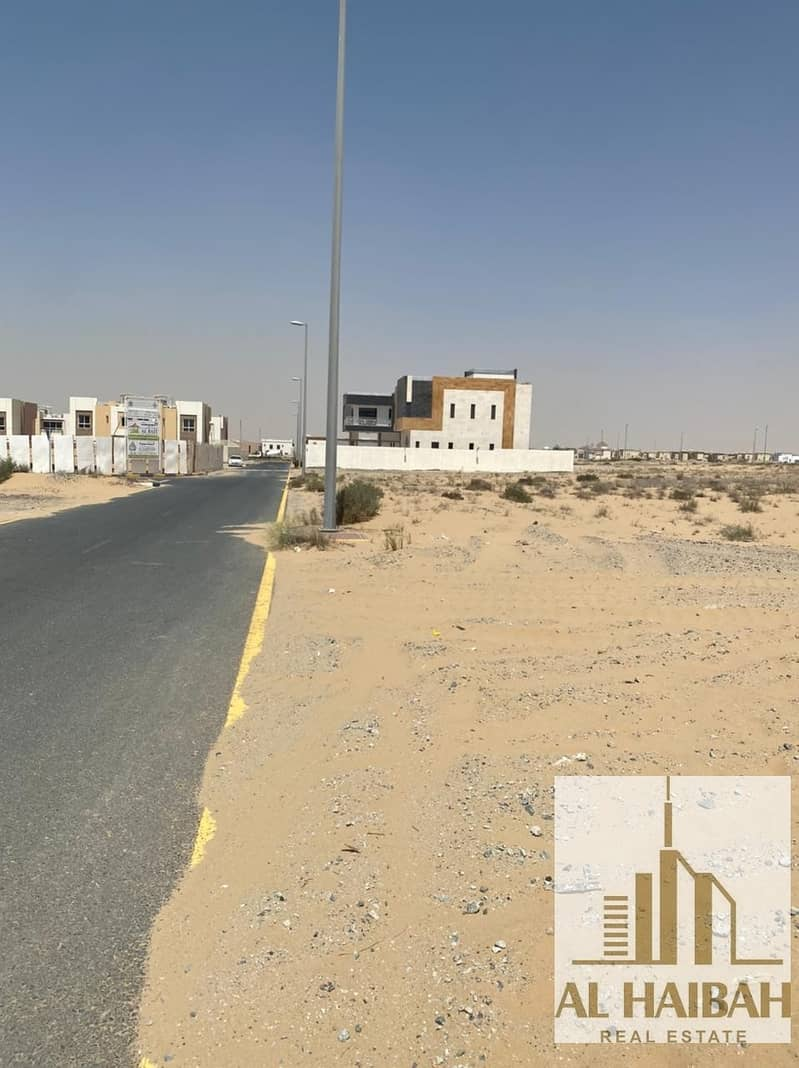 2 For sale residential land in Al-Tai