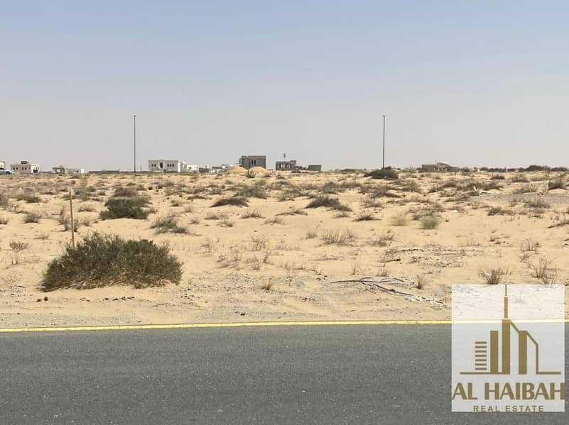 9 For sale residential land in Al-Tai