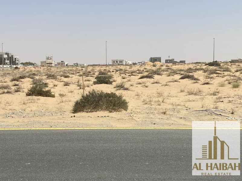 12 For sale residential land in Al-Tai, the corner of two streets