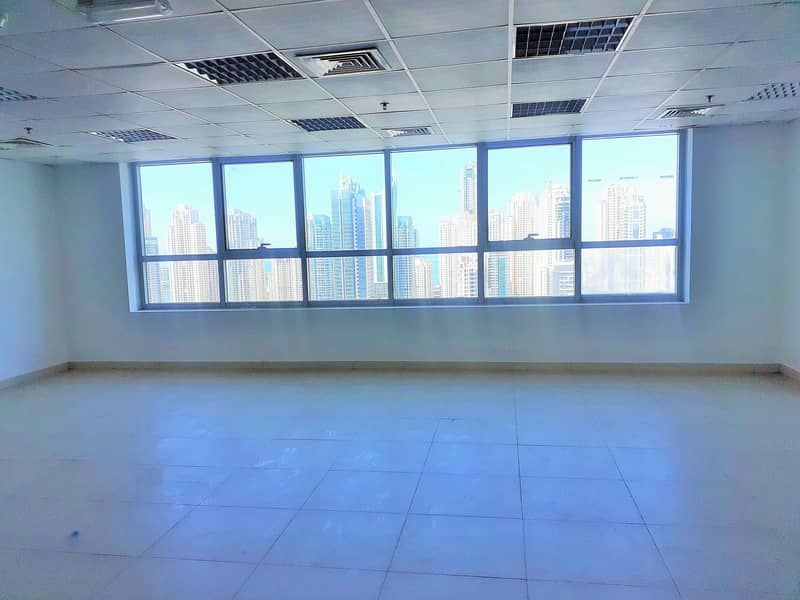 2 Chiller free fitted office in JLT