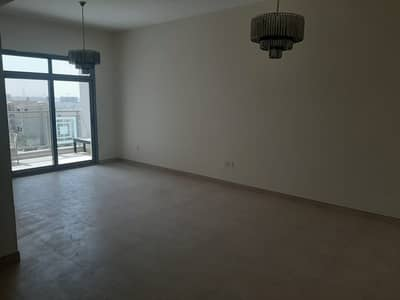 1 Bedroom Flat for Rent in Al Furjan, Dubai - Large Hall