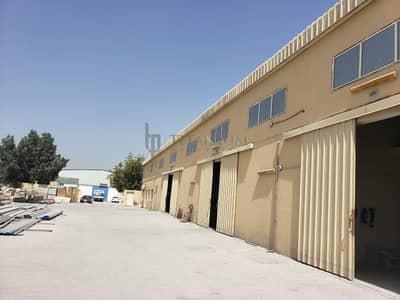 مستودع  للايجار في عجمان الصناعية، عجمان - AJMAN INDUSTRILAL 1 PROPETY FOR RENT