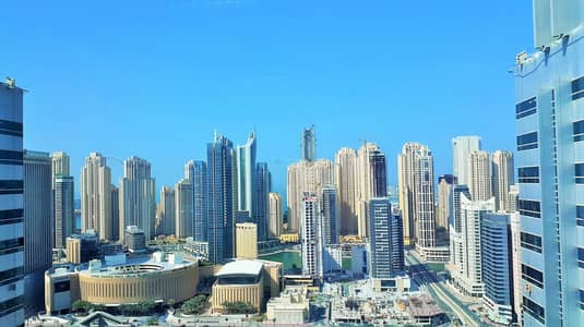 Office for Rent in Jumeirah Lake Towers (JLT), Dubai - Chiller free fitted office in JLT
