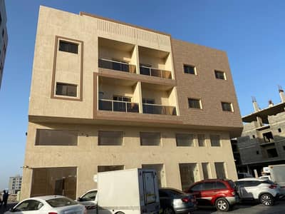 Building for Sale in Al Jurf, Ajman - For investment in Ajman, a new building for sale in the best locations on the corner of two streets