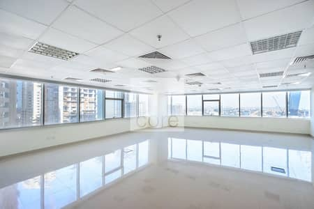 Office for Rent in Jumeirah Lake Towers (JLT), Dubai - Half Floor  | Fully Fitted | Pay in 12 Cheques