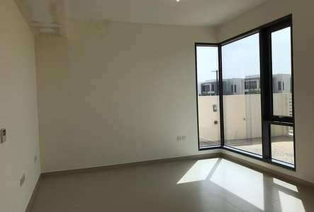 4 Bedroom Townhouse for Rent in Dubai Hills Estate, Dubai - Single Row l Available l Type 2E l Modern Living