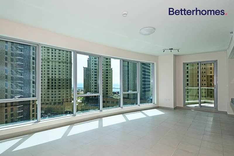 2 Marina Views | Unfurnished | Chiller Free | Available