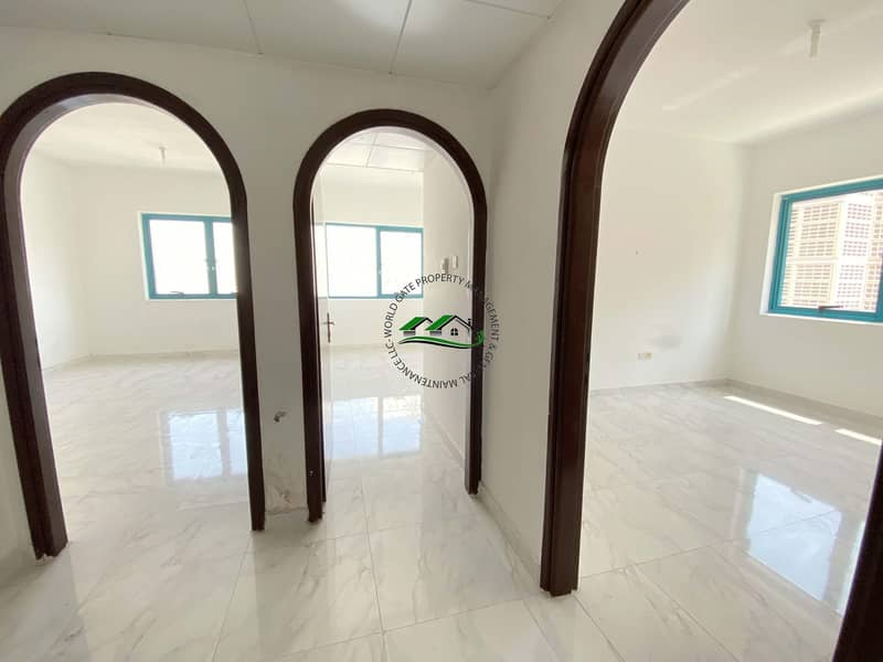 2 Huge 3 Bedroom  | Accessible to all | Sea view | Park