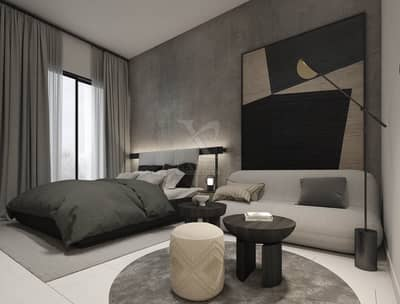Studio for Sale in Mohammed Bin Rashid City, Dubai - Elegant Living Space | Payment Plan Available