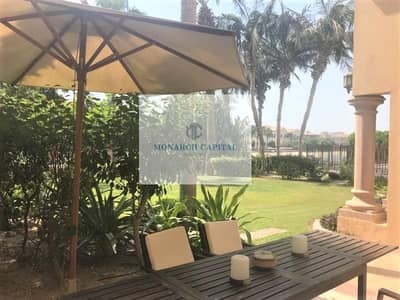4 Bedroom Villa for Sale in Palm Jumeirah, Dubai - Extended plot / Upgraded / Close to pool