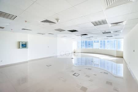 Floor for Sale in Jumeirah Lake Towers (JLT), Dubai - Fully Fitted | Half Floor | Vacant | End User