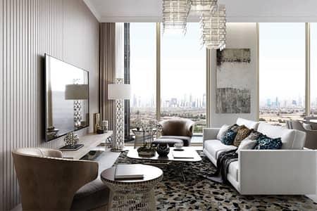شقة 1 غرفة نوم للبيع في الخليج التجاري، دبي - Designed by Roberto Cavalli | Investor Opportunity