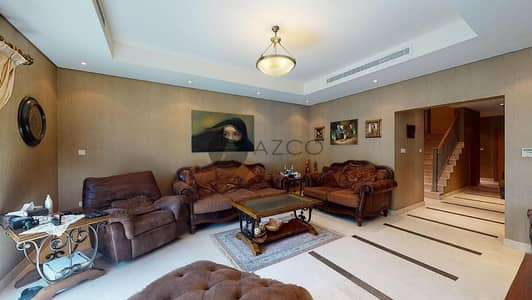3 Bedroom Villa for Sale in Al Furjan, Dubai - Spacious living | Safe and secured | Maids room