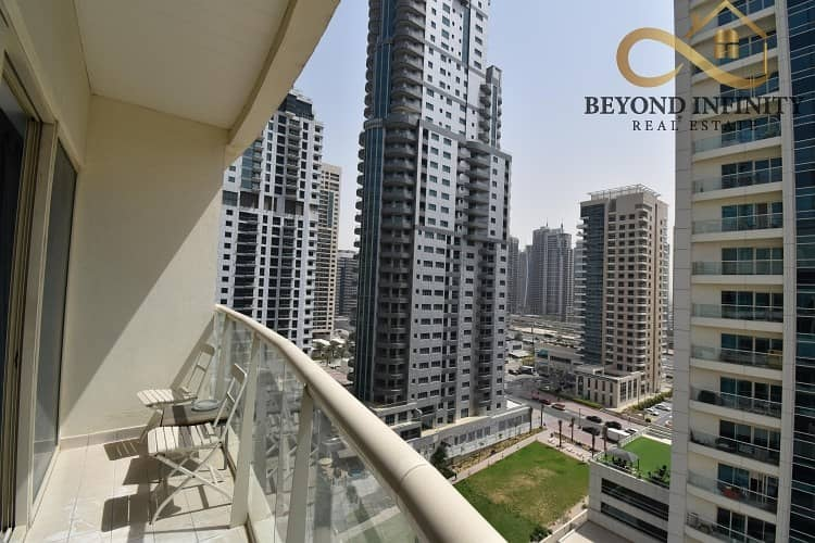14 Lake View | Un Furnished 2 BR Apt | High floor