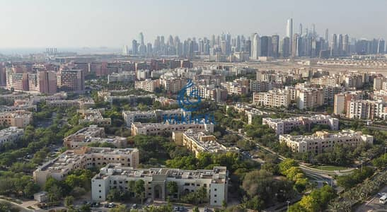 1 Bedroom Flat for Rent in The Gardens, Dubai - Close to Metro – 1  Month Free – Multiple Chqs
