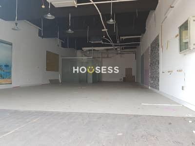 Shop for Rent in Al Barsha, Dubai - Spacious shop space in Al Barsha 2 street Um Suqquim
