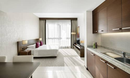 Hotel Apartment for Rent in Deira, Dubai - Hyatt Place Dubai Al Rigga for rent