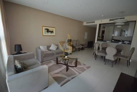 2 Bedroom Apartment for Rent in Dubai World Central, Dubai - Fully Furnished Spacious 2 BHK | Vacant | Mid Floor