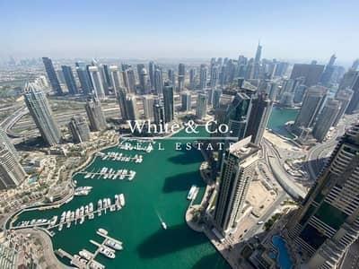 3 Bedroom Apartment for Sale in Dubai Marina, Dubai - Stunning Marina Views- Duplex - 2