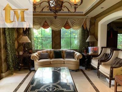 فیلا 4 غرف نوم للبيع في عقارات جميرا للجولف، دبي - 4 Bedroom villa for Sale Jumeirah Golf Estate Maid+Private Pool