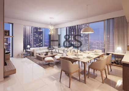 2 Bedroom Flat for Sale in Downtown Dubai, Dubai - Value for Money | Invest in 2 Beds | Downtown