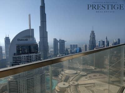 بنتهاوس 4 غرف نوم للبيع في وسط مدينة دبي، دبي - Fountain View I 4 Bedroom | Penthouse