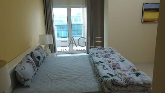 شقة 2 غرفة نوم للايجار في الخليج التجاري، دبي - 2 BR Fully Furnished | High Floor | Excellent Location