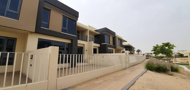 4 Bedroom Townhouse for Rent in Dubai Hills Estate, Dubai - Type 2E l Modern Living l Single Row l Available