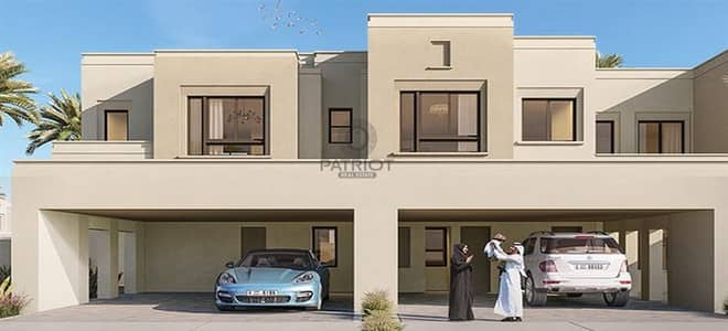 فیلا 3 غرف نوم للبيع في تاون سكوير، دبي - Hot Deal  |  Single Row |
