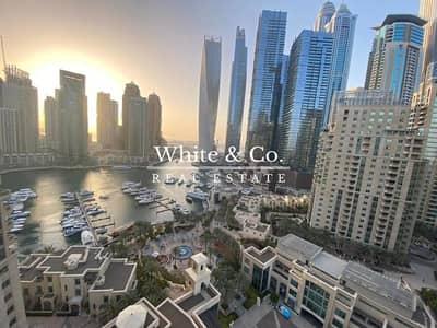 3 Bedroom Flat for Rent in Dubai Marina, Dubai - Fully upgraded | Marina View | 3 Bed