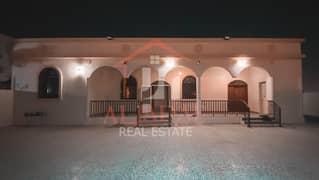Villa for rent in Ajman Al Hamidiyah