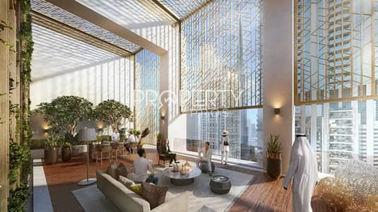 2 Bedroom Flat for Sale in Downtown Dubai, Dubai - Affordable Project In Downtown High Floors