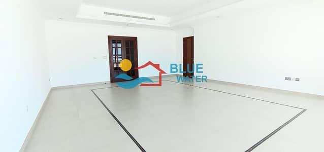 فلیٹ 3 غرف نوم للايجار في منطقة النادي السياحي، أبوظبي - No Commission Fees |Luxurious 3 Bedroom Flat