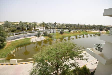 شقة 3 غرف نوم للايجار في تلال الجميرا، دبي - Lake View | Huge 3 BHK Duplex | 4 Large balconies