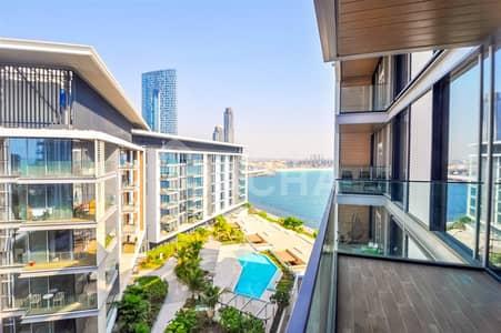 شقة 1 غرفة نوم للبيع في جزيرة بلوواترز، دبي - Garden and Sea Views / Vacant / Unfurnished