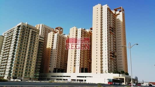 شقة 2 غرفة نوم للبيع في مدينة دبي للإنتاج، دبي - Unique Terraced unit | 2 BR with Maids and parking | bright open view | IMPZ Community - For Sale