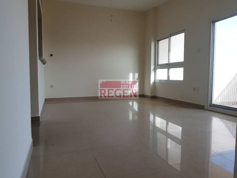 2 Unique Terraced unit | 2 BR with Maids and parking | bright open view | IMPZ Community - For Sale