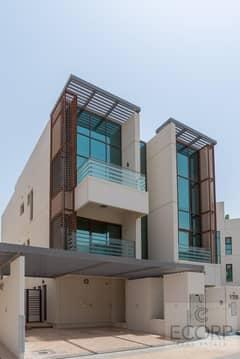 فیلا في جراند فيوز مجمع ميدان المبوب مدينة ميدان 6 غرف 5950000 درهم - 5081616