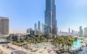 شقة في برج فيستا 1 برج فيستا وسط مدينة دبي 1 غرف 1990000 درهم - 5065444