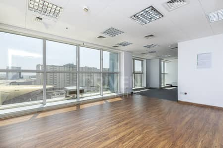 Office for Rent in Sheikh Zayed Road, Dubai - Prime Location with Fully Fitted Office