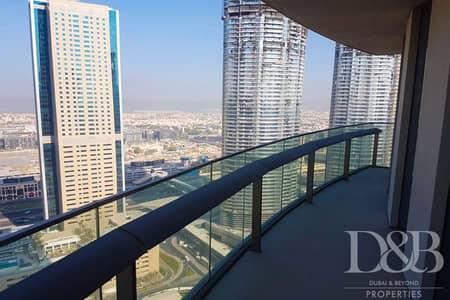 2 Bedroom Apartment for Rent in Downtown Dubai, Dubai - 2 Bedroom  above 60 floor   Chiller Free