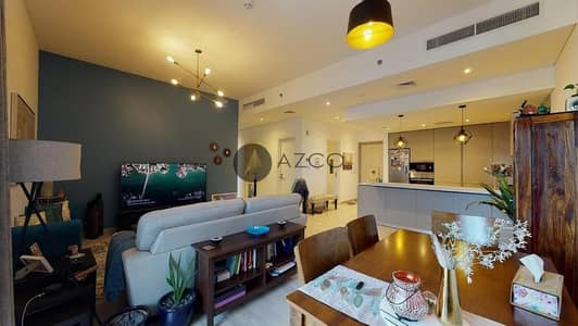 2 Bedroom Apartment for Rent in Jumeirah Village Circle (JVC), Dubai - Massive | Marina Skyline View | Corner Unit