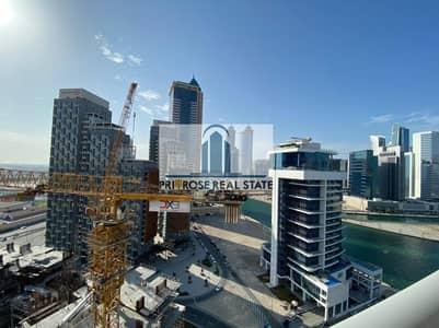 استوديو  للايجار في دبي مارينا، دبي - Brand new building /spacious studio in elite business bay