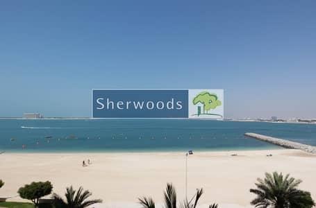 فلیٹ 1 غرفة نوم للايجار في جزيرة المرجان، رأس الخيمة - Spacious Apartment with Magnificent Sea view