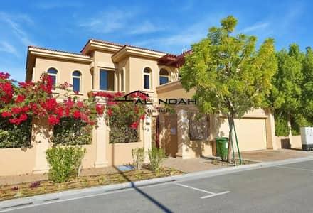 فیلا 5 غرف نوم للبيع في حدائق الجولف في الراحة، أبوظبي - Exceptional offer! Luxurious 5BR w/ Private Pool | Exclusive Area!