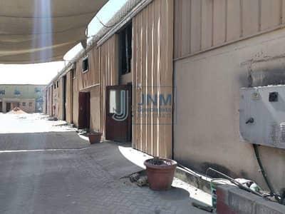 مستودع  للايجار في القوز، دبي - Main Road  Insulated   Towards the Main Road