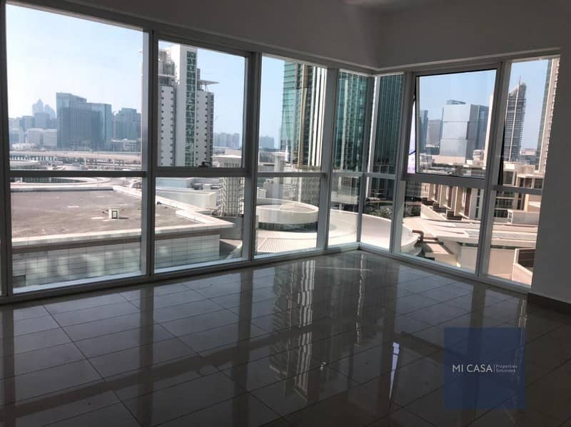 2 Available | Modern layout + Maid's room