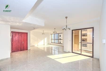 شقة 3 غرف نوم للبيع في جميرا بيتش ريزيدنس، دبي - Sea View | Spacious |3BR plus Maids | Vacant